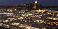 Fas'ta 24 saatlik genel grev başladı
