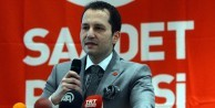 Fatih Erbakan'dan sürpriz hamle