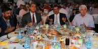 Fatih'te sarı iftar…
