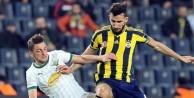 Fenerbahçe-Akhisar Belediyespor 11'leri belli oldu