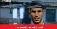 Fenerbahçe - Feyenoord maçı capsleri