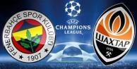 Fenerbahçe - Shakhtar Donetsk maçı ne zaman hangi kanalda saat kaçta?