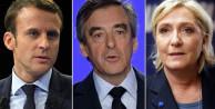 Fransa'da ilk sonuçlar belli oldu