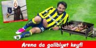 Galatasaray - Fenerbahçe derbisi capsleri