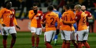 Galatasaray kupada çeyrek finale rahat yükseldi