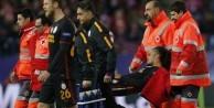 Galatasaray'da sakatlık şoku