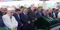 Gazeteci Akif Emre ebediyete uğurlandı