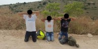 3 PYD'li terörist yakalandı