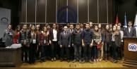 Genç iletişimcilerden AA'ya ziyaret