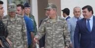 Genelkurmay Başkanı Hulusi Akar, Erzincan'da