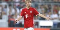 Götze'nin kardeşi Bayern Münih'le imzaladı