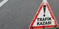 Sakarya'da trafik kazası!