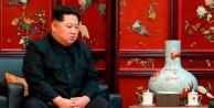 Haberi alan Kim Jong dondu kaldı!