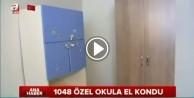 Hainler okulları karargaha dönüştürmüşler