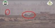 Muhalifler füze ile Esed askerlerini böyle vurdu! (Video)