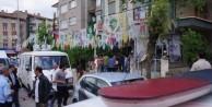 HDP bürosuna molotoflu saldırı