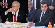 """""""HDP ve CHP iftarlara başladı"""""""