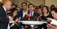 HDP'den gazetecilere yasak!