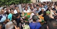 HDP'li vekil terörist cenazesinde ortaya çıktı