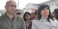 HDP'li vekiller teröristin cenazesine katıldı