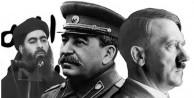 Hitler, Stalin ve Bağdadi'nin okul yıllığında!