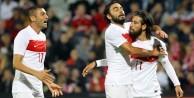 Hollanda-Türkiye maçının 11'i!