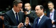 Hollande: Mümkünse bir an önce ayrılalım!
