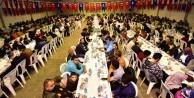İBB Her gün 15 bin kişiye iftar ve sahur hizmeti veriyor