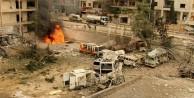 Esed İdlib'te terör estirmeye başladı