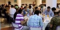 İhlas Vakfı yurtlarında iftarlar devam ediyor