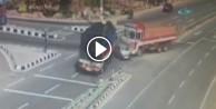 Böyle kaza görülmedi!