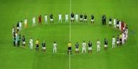 İkiyüzlü UEFA'ya rağmen protesto!