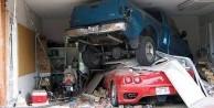 İnanılmaz trafik kazaları! - FOTO