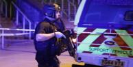 İngiltere Manchester Arena'da 'patlama' iddiası