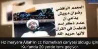 Irak'lı şii din adamı zırvaladı: Allah'ın hanımları (Haşa)
