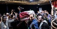 Irak'ta öldürülen İranlı komutan gömüldü