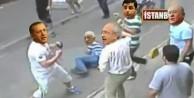 İrlandalı turist esnafı dövdü, sosyal medya yıkıldı