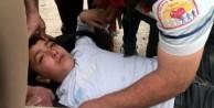 Terör devleti 1 çocuğu şehit etti