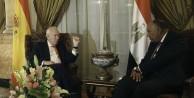 İspanyol bakan Mısır'da