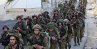 İsrail ordusundan Mısır sınırına yığınak