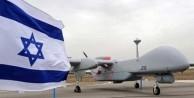 İsrail Suriye'yi vurdu!