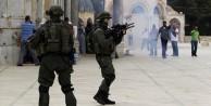İsrail yine bir çocuğu gözaltına aldı!