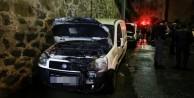 İstanbul'da 5 otomobil kundaklandı!