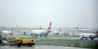 İstanbul'da hava trafiği karıştı
