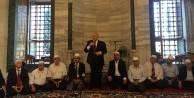 İstanbul'da şehitler için mevlit okundu