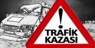 İstanbul'da trafiği kitleyen kaza!