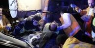 İstanbul'da trafik kazası! 2 ölü, 1 yaralı