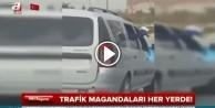 İstanbul'da trafik terörü!