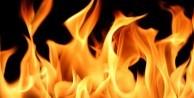 İstanbul'da yangın! Patlama sesleri insanları sokağa döktü