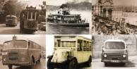 İstanbul'un nostaljik ulaşım araçları - FOTO